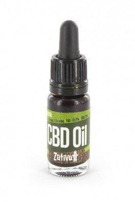 Zativo Olio di CBD (4% CBD)
