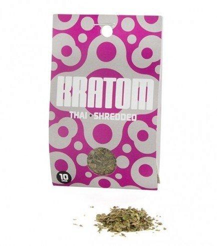 Kratom Thai (Mitragyna speciosa), 10 grammi