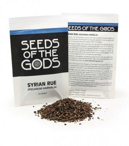 Syrian Rue (Peganum Harmala), 10 grammi