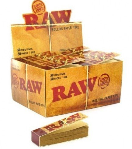 Raw Rolling Papers Tips