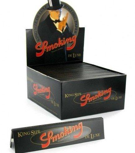Cartine Smoking DeLuxe King Size