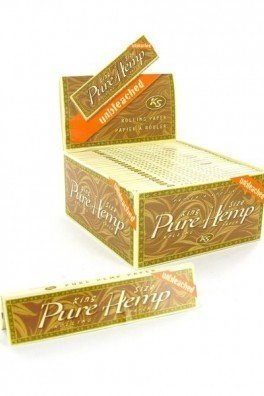 Pure Hemp Pure Hemp Unbleached King Size