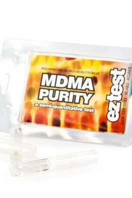 Test Antidroga EZ Test MDMA Purity