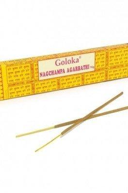 Goloka Nag Champa Incenso