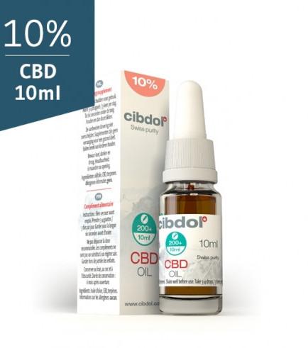 Cibdol Olio Di CBD (10% CBD)