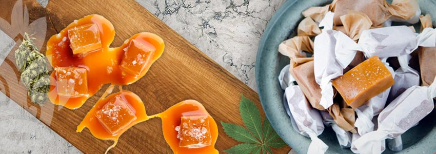 CARAMELLE DI CANNABIS: COME REALIZZARE LECCA-LECCA ALL'HASHISH