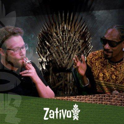 Video Divertenti: Un rapido aggiornamento su Il Trono di Spade con Snoop Dogg e Seth Rogen