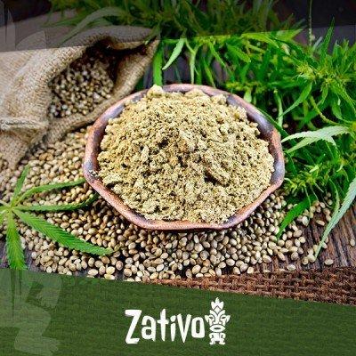 Come fare la farina di Cannabis