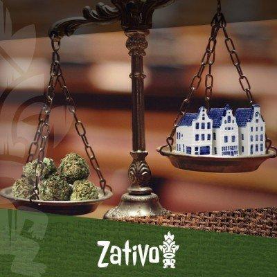 La Cannabis è Legale ad Amsterdam?