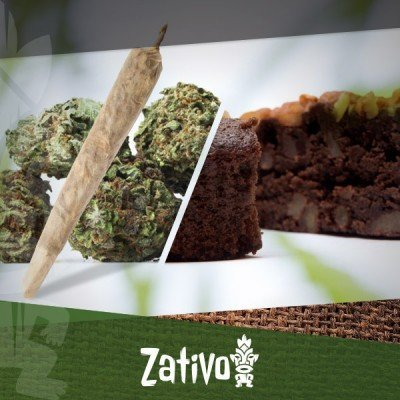 La Differenza Tra Mangiare E Fumare Cannabis