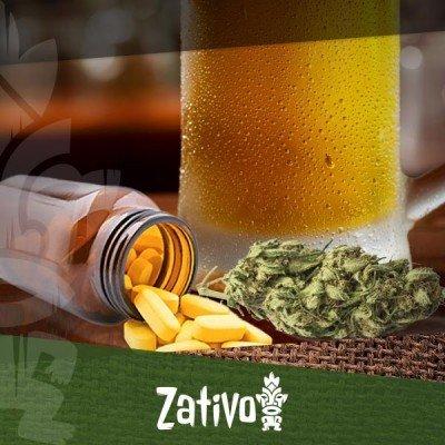 Marijuana Usata In Combinazione Con Alcool O Farmaci